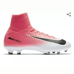 Nike JR Mercurial SuperFly V FG Soccer Cleats